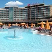 Węgry/Budapeszt/Budapeszt - Aquaworld Resort