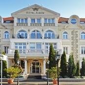 Węgry/Hajduszoboszlo/Hajduszoboszlo - Hotel Aurum