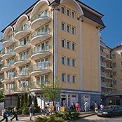 Węgry/Heviz/Heviz - Hotel Palace