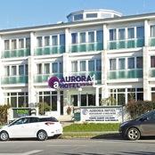 Węgry/Miszkolc/Miskolc - Hotel Aurora