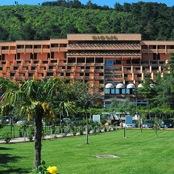 Chorwacja/Rabac/Rabac - Hotel Mimosa